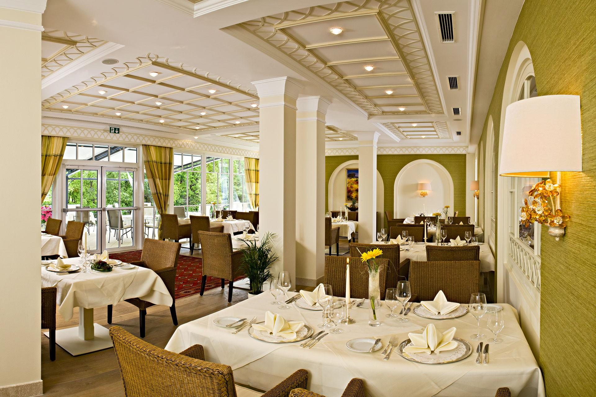Innenausbau im Grandhotel Lienz - Osttirol