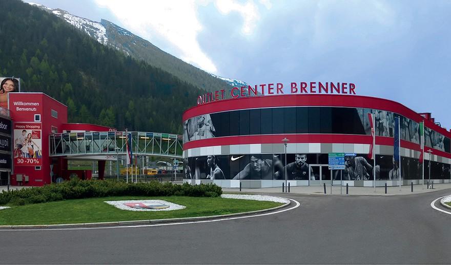 DOB Designer Outlet Brennero – Südtirol