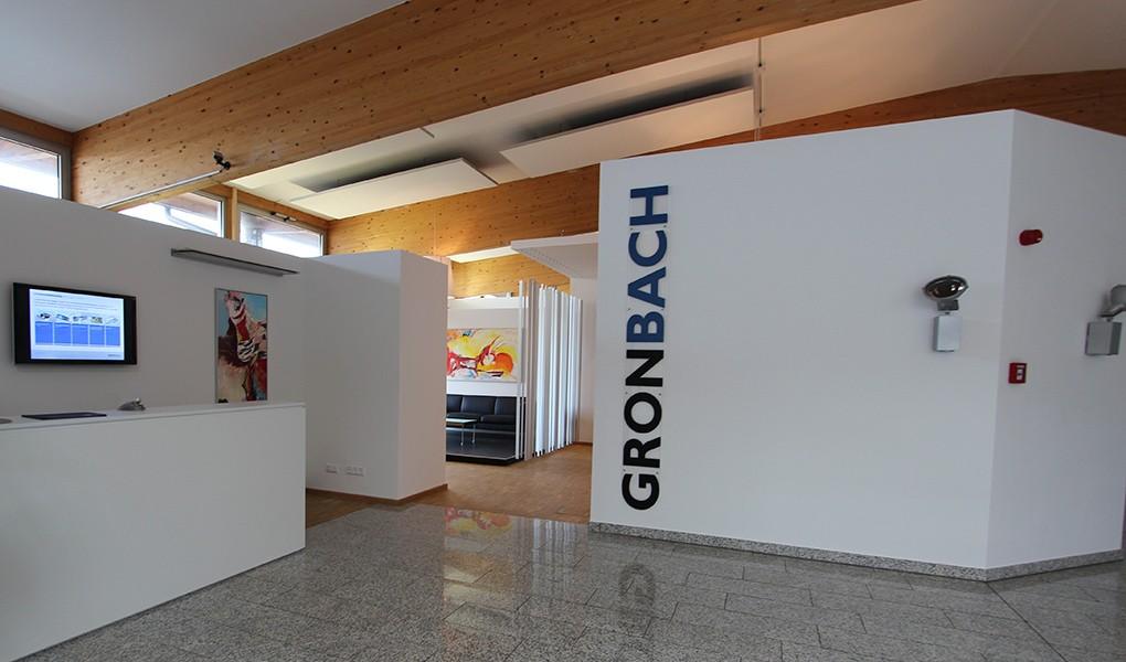 Innenausbau bei der Firma Gronbach in Wasserburg am Inn