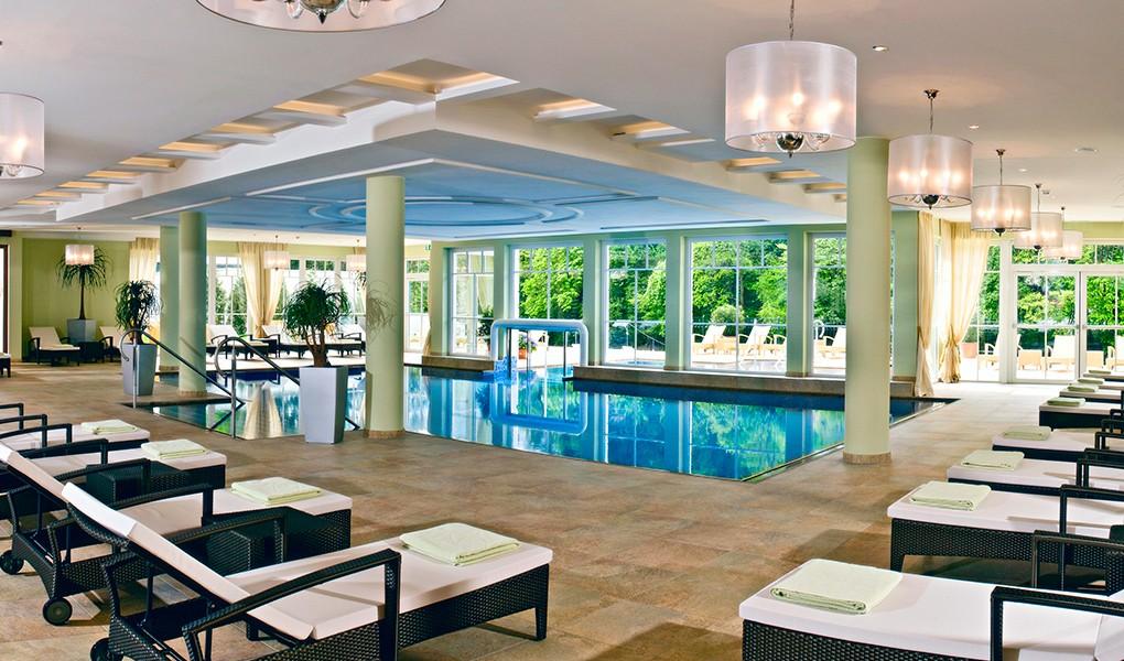 Trockenbauarbeiten im Poolbereich des Grandhotel Lienz - Osttirol