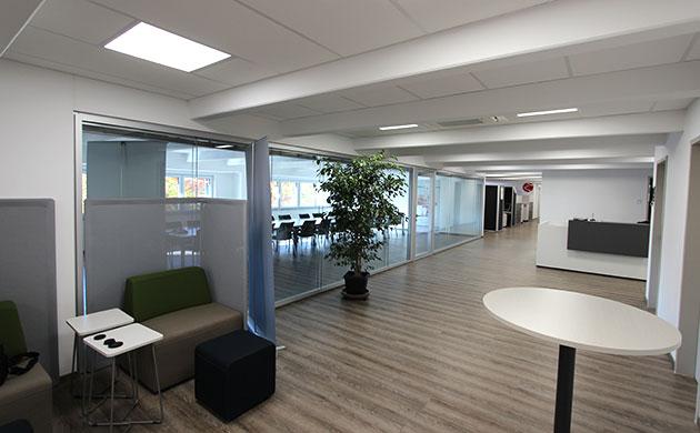 Umbau Firmengebäude