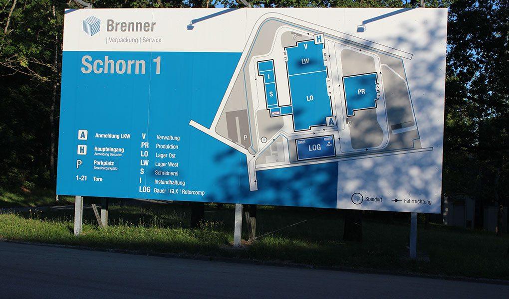 Neubau Lagerhalle in Schorn, Starnberg